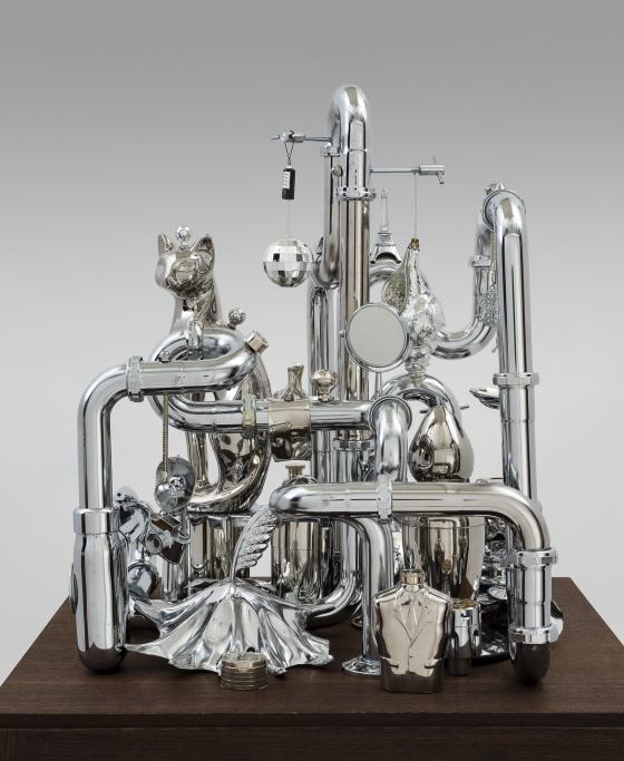 BlouinArtinfo features David Baskin's Freight + Volume Exhibition