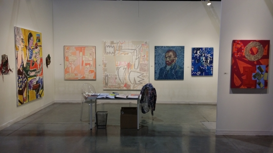 Opening Tonight: Freight + Volume at Seattle Art Fair | Booth 505 | July 30 - August 2, 2015
