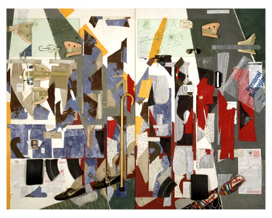 """Charles Platt """"encrypted messages"""" featured in Hyperallergic"""