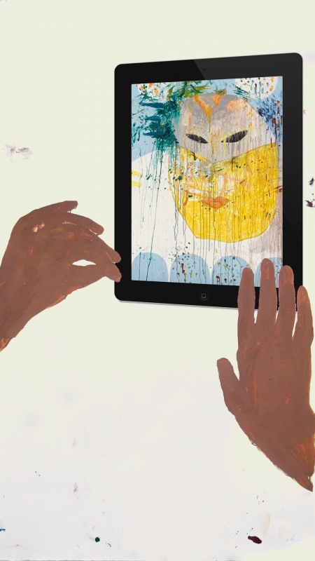 Cristina de Miguel at Moving Image