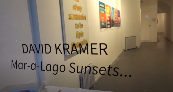 David Kramer Mar-A-Lago Sunsets… at FREIGHT+VOLUME