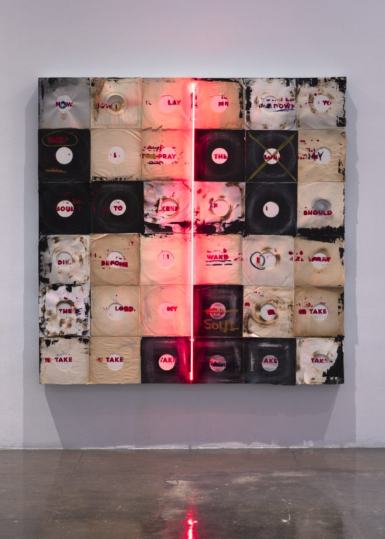 Robert Hodge Participates in the Artpace Spring Artist-in-Residence Exhibition