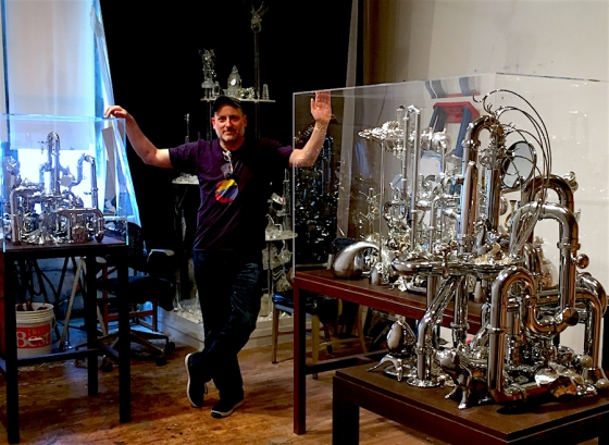David Baskin Interviewed on Artifactoid by Alexandra Goldman, Director of Y Gallery