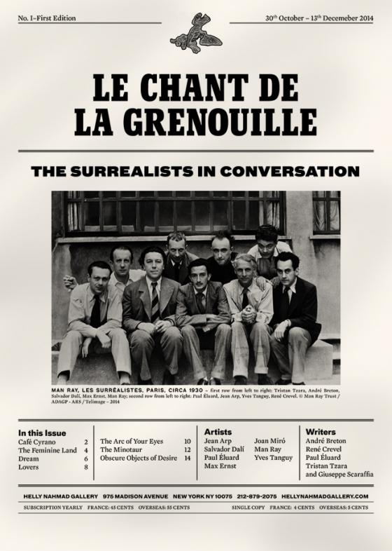 Le Chant de La Grenouille