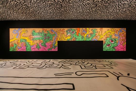 Keith Haring en La Nave: la muestra que devuelve a la actualidad al artista