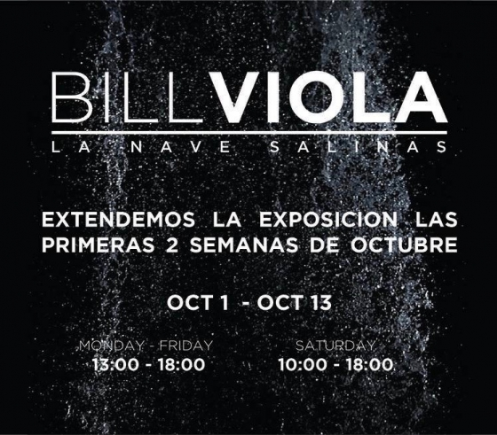 Due to popular demand, La Nave will extend its show until October 13th!