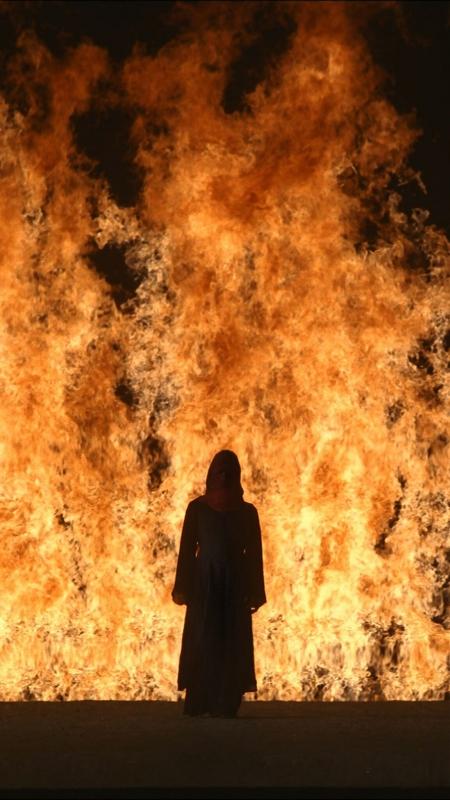 Agua y fuego en La Nave