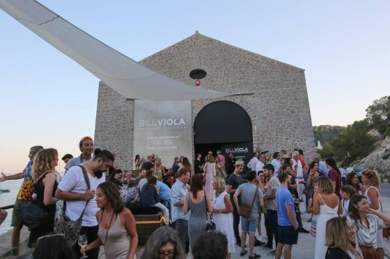 El videoart de Bill Viola per a 'Tristany i Isolda', a Evissa
