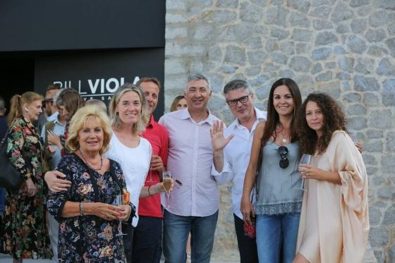 La Nave Salinas acoge la exposición del artista Bill Viola