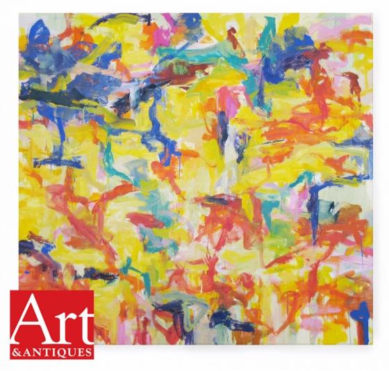 KIKUO SAITO | ART & ANTIQUES MAGAZINE