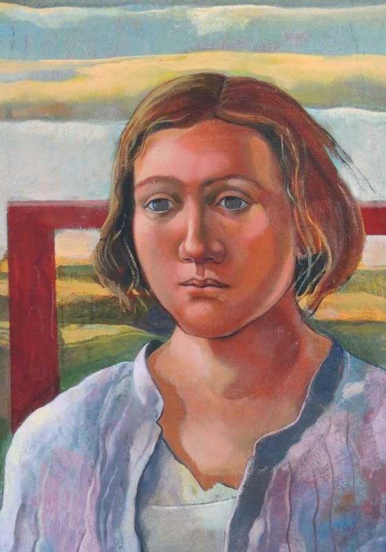 Monique de Roux à la Galerie Alain Blondel
