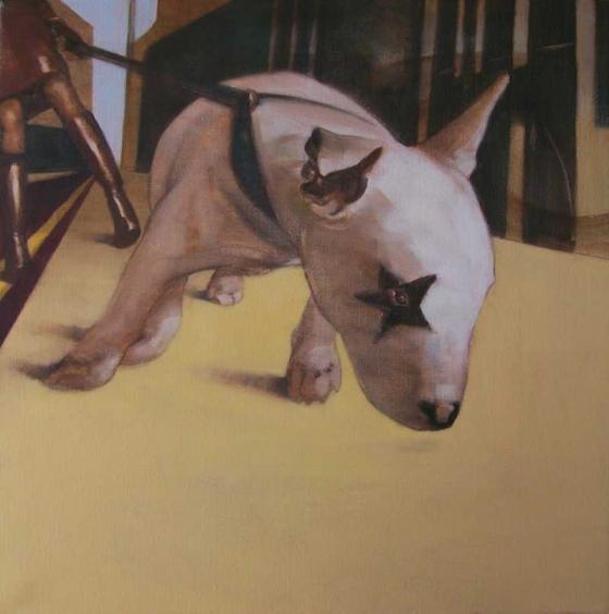 Ray Richardson à la Galerie Alain Blondel
