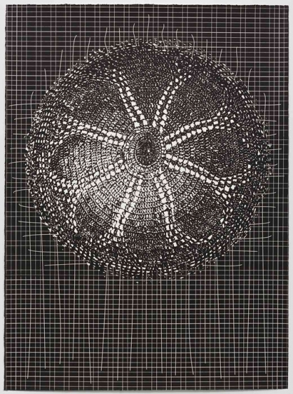 Abdullah M. I. Syed FLARE II (Ed. of 10) 2013 Sliksceen on BFK Rives 280gsm paper 28 x 21 in.