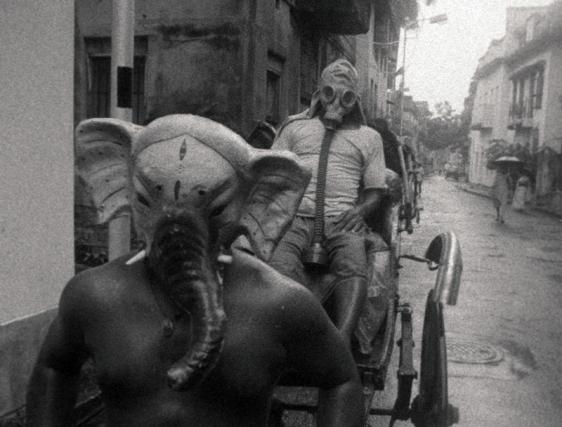 Ashish Avikunthak Still from Vakratunda Swaha