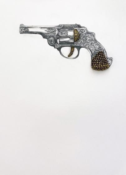 Untitled (Beautiful way to die) (3)