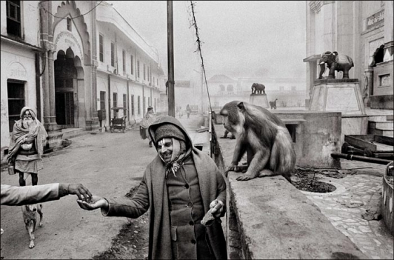 Raghu Rai THE DAY BEFORE...AYODHYA 6 DEC. 1992 Digital scan of photographic negative on archival paper 20 x 30 in.