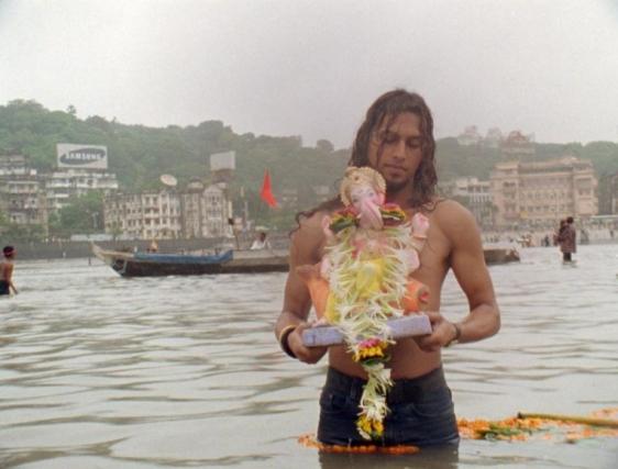 Ashish Avikunthak Still from Vakratunda Swaha 2010 35 mm film 21 min.