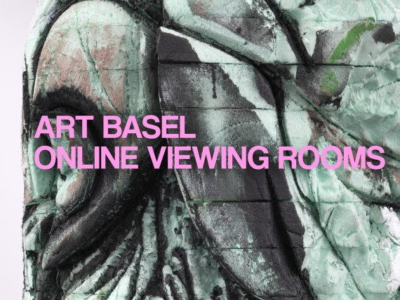 Art Basel Online Viewing Rooms