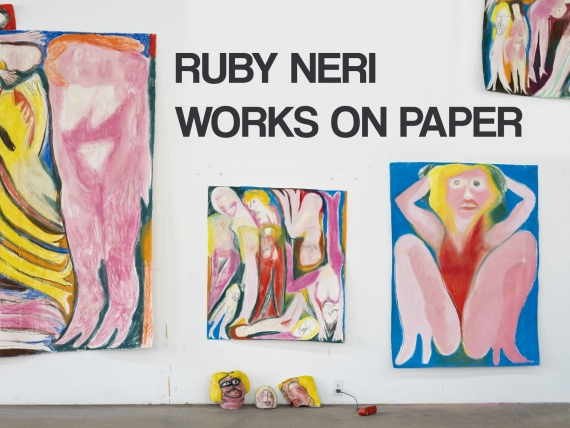 Ruby Neri: Works on Paper