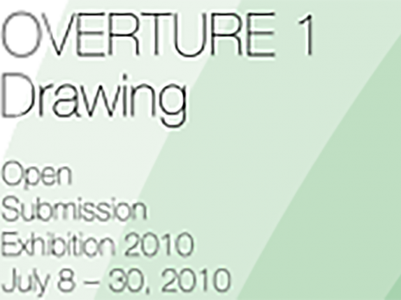 OVERTURE 1: DRAWING