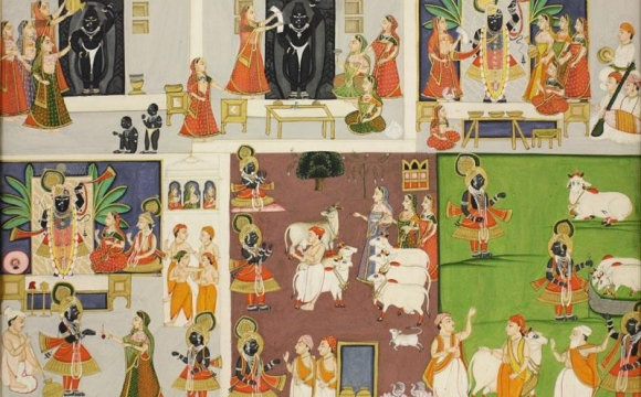The Mythic and the Epic: Pre-Modern Indian Sculpture and Painting
