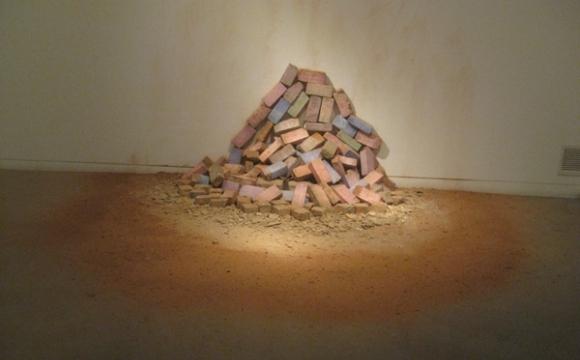 Left  - SAWCC's Annual Visual Arts Exhibition