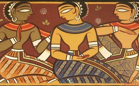 Jamini Roy & Somnath Hore: Figuration in the Bengal School: Part I