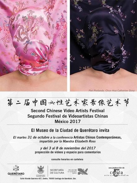 CHUN HUA CATHERINE DONG AU MUSEO DE LA CIUDAD DE QUERETARO