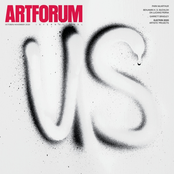 ANTONIETTA GRASSI IN ARTFORUM MAGAZINE