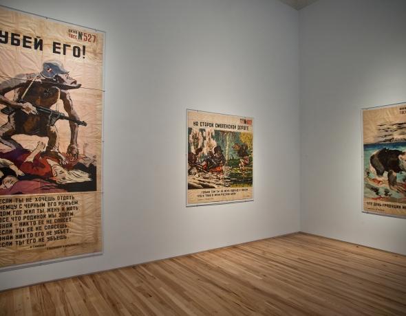 Die, Nazi Scum!: Soviet TASS Propaganda Posters