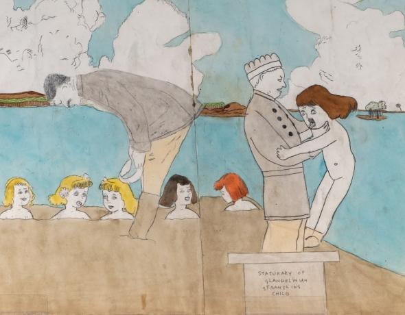Ten Decades, Nine Works From Art Basel's OVR:20c