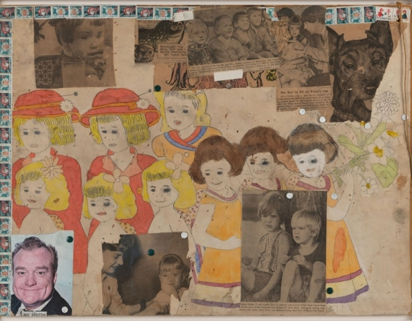 ArtSeen: An Alternative Canon: Art Dealers Collecting Outsider Art