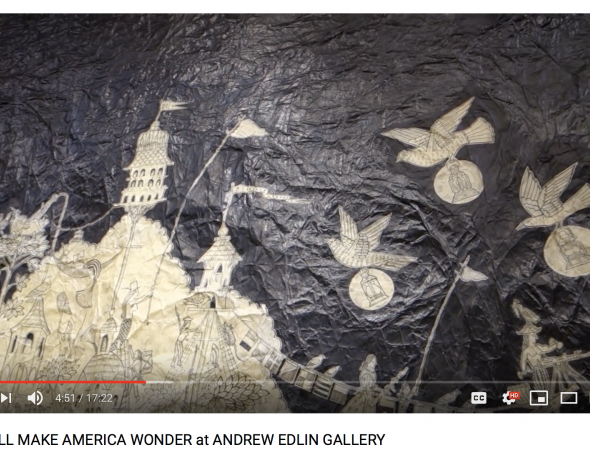 "Video of ""We Shall Make America Wonder"""