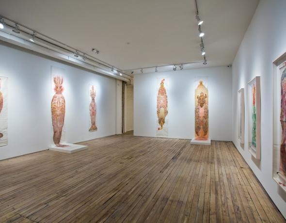 The Art of Guo Fengyi