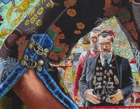 Joe Coleman and The Shadow Self