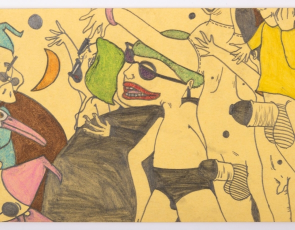 'The More You Look at Susan's Work, the More You Uncover': Susan Te Kahurangi King's Inimitable Drawings Showcased in Chicago