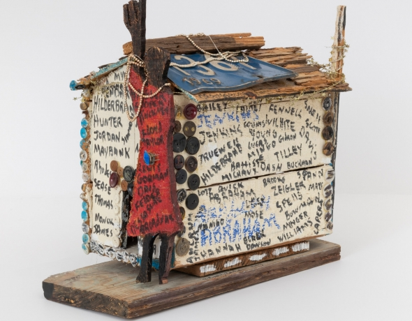 6 Art Gallery Shows to See Right Now: Beverly Buchanan