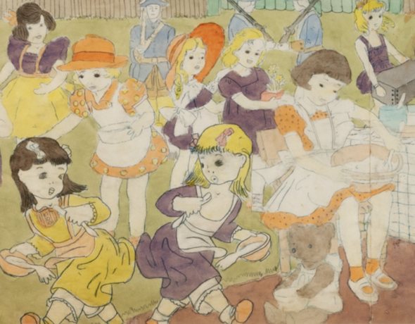 Reviews: Henry Darger