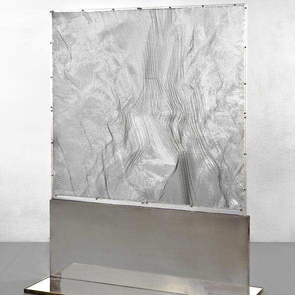 Veil of Light by Heinz Mack