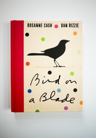 Rosanne Cash & Dan Rizzie - Bird on a Blade