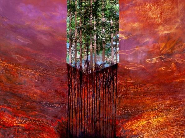 Truncated Landscape