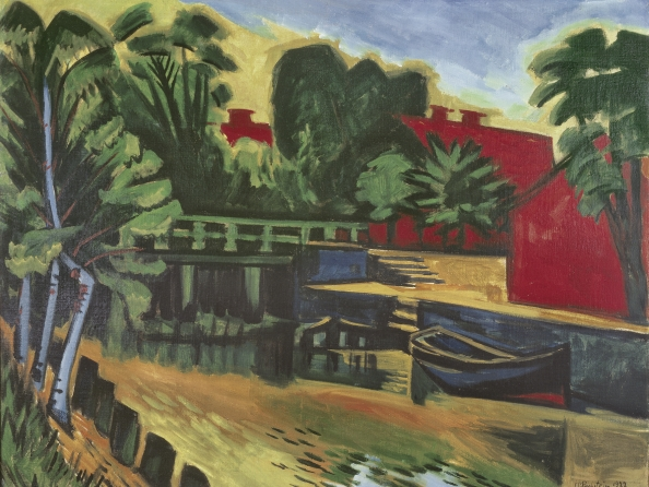 GERMAN EXPRESSIONIST AND 20TH CENTURY MASTERWORKS