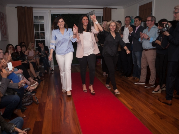 "The Pelhams: ""Paris in Pelham"" Fashion Show Event Last Friday"