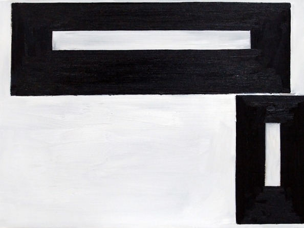 Andre Butzer, Untitled, 2012, Oil on canvas