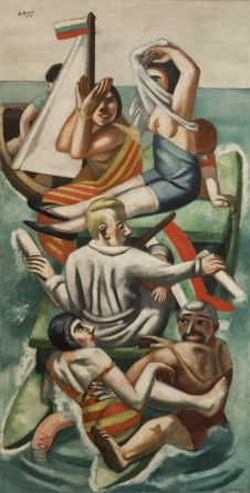 Max Beckmann from Private Collections,  May 1-June 22, 2018
