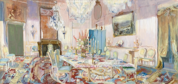 Jane Irish Paintings for Winning Hearts and Minds Locks Gallery multicolored dining room study for winning hearts and minds
