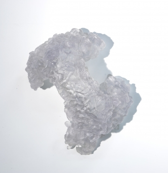 Lynda Benglis Locks Gallery Cloud Shadow III
