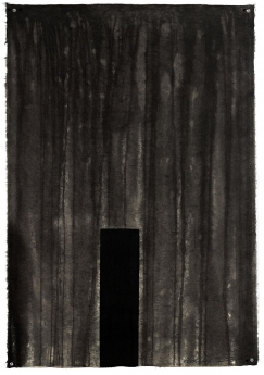 Jun Kaneko Untitled Hawaiian drawing locks gallery