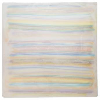 James Harvard Locks Gallery Shape Paintings