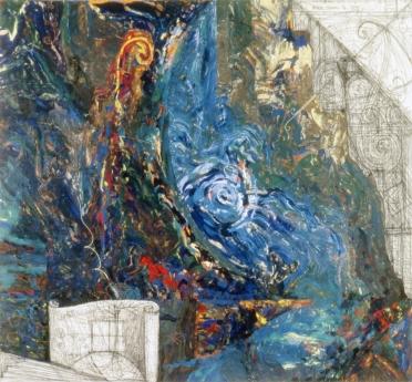 William T. Wiley Locks Gallery